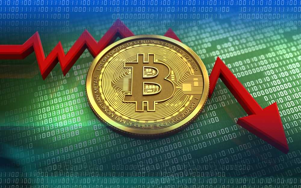 Why Is Bitcoin falling?