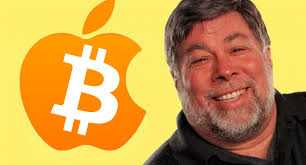 Steve Wozniak will join a cryptocurrency startup called Equi Capital 1