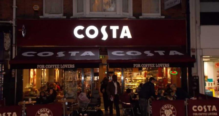 Costa Coffee sold to Coca Cola! 1