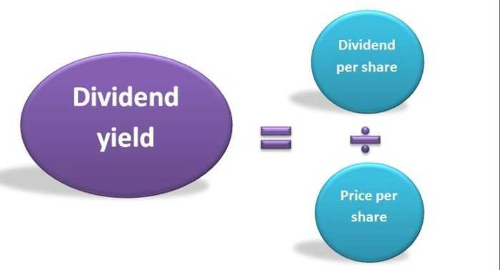 How to Find Dividend Yields on Stocks' List?