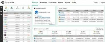 Ltc market cryptopia