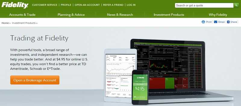 Fidelity Investments 1