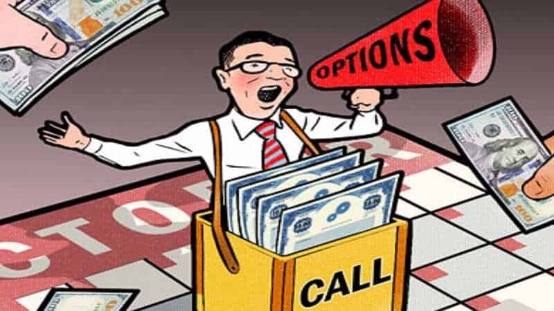 A European call option - What is it?