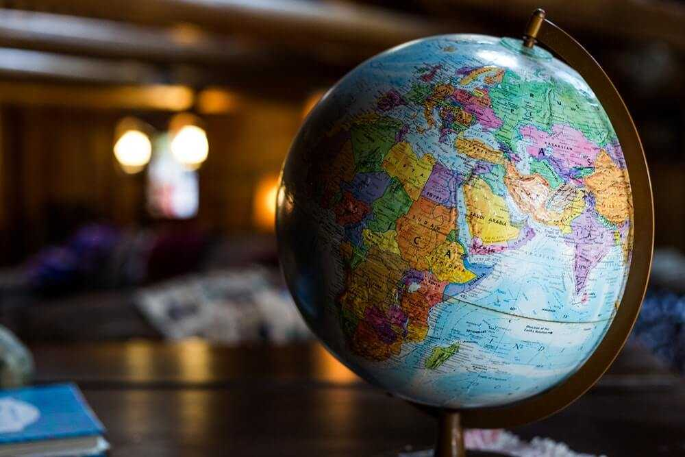 Investing in foreign markets - How to that 1