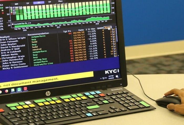 Trading Stocks Platform