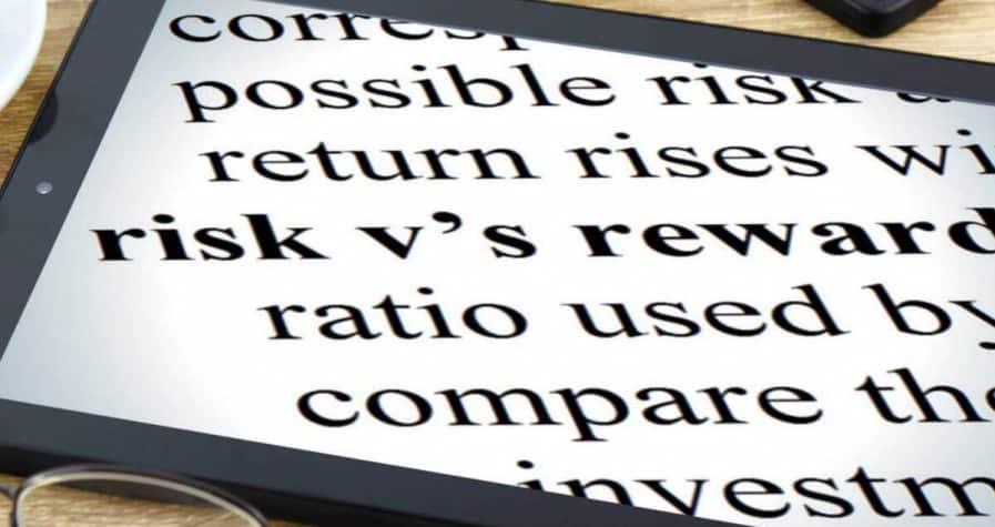 The Risk - reward Ratio 6