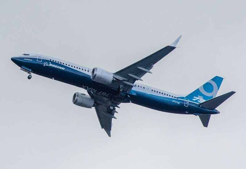 Boeing shares fall faster than their jets 1