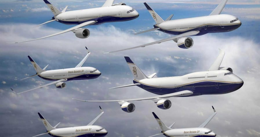 Boeing shares fall faster than their jets 3