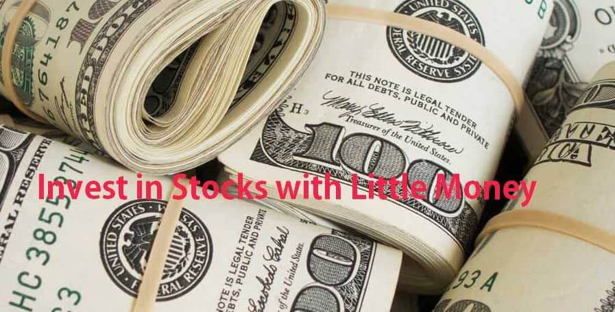Invest in Stocks with Little Money 3