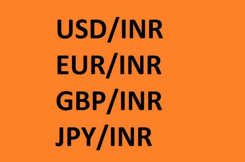 Forex trading in the Indian market is not allowed for foreign investors.