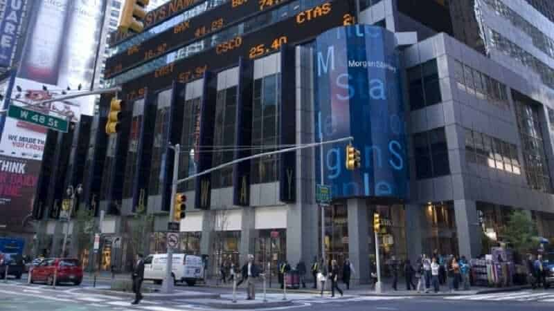 Morgan Stanley Taking Lyft For A Short Ride?