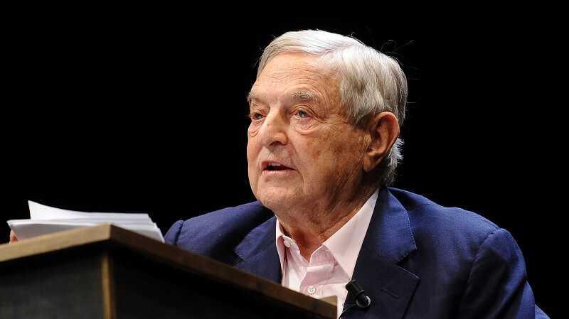 George Soros - The Man Who Broke the Bank of England