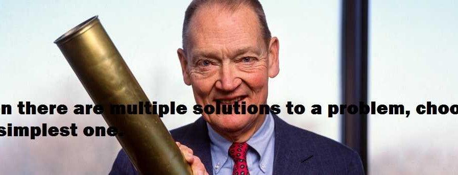 John C. Bogle - Proud he was a billionaire 2