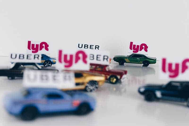 Uber lyft strike over working condition