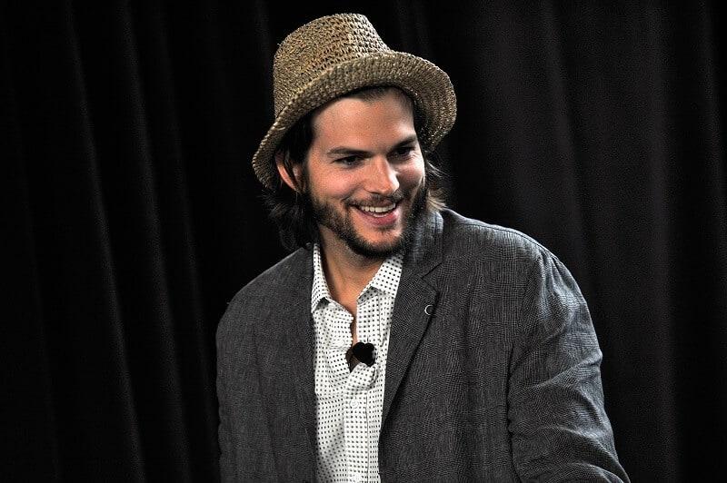 Ashton Kutcher Investor