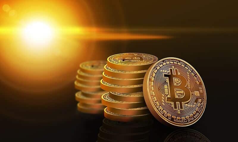 "Bitcoin's 3-day chart shows ""golden cross"""