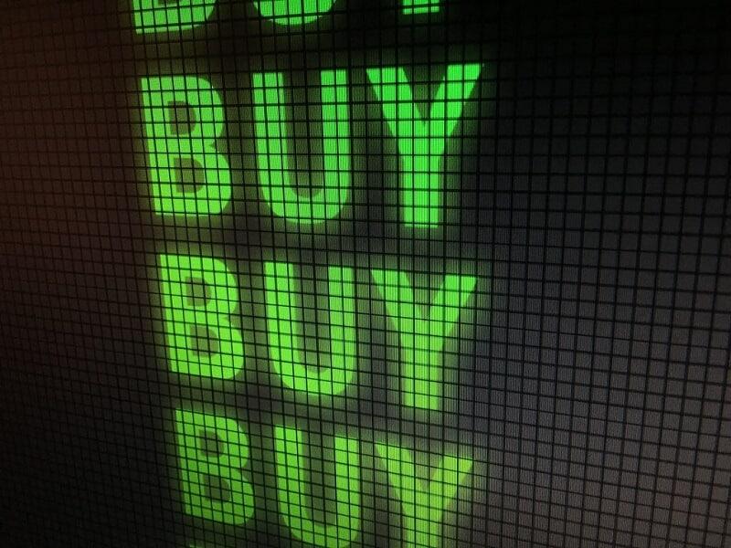 EMA in stock trading
