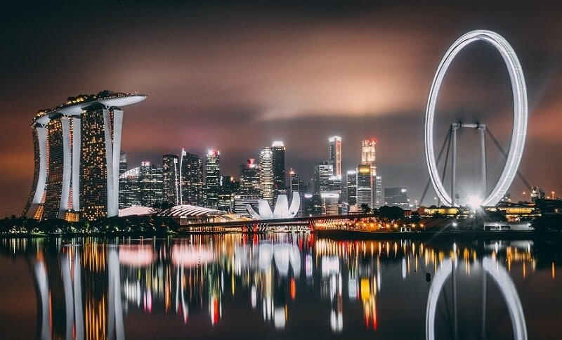 Five Singapore companies are listed by Dow Jones