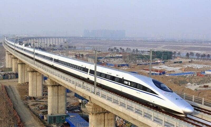 Beijing-Shanghai High-Speed Railway Cothat plans IPO