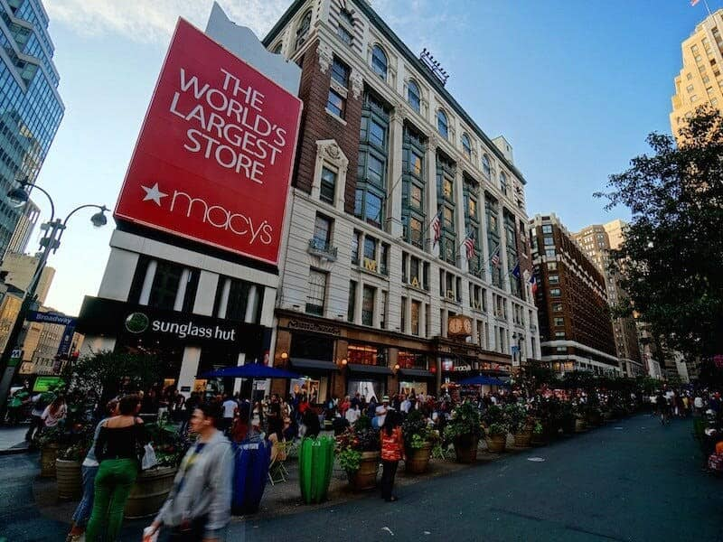 Macy's Stock Is a Candidate For The Bargain Hunters