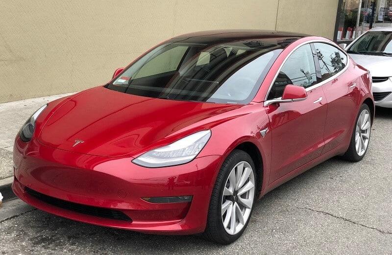 Shares of Tesla Hopped On Monday