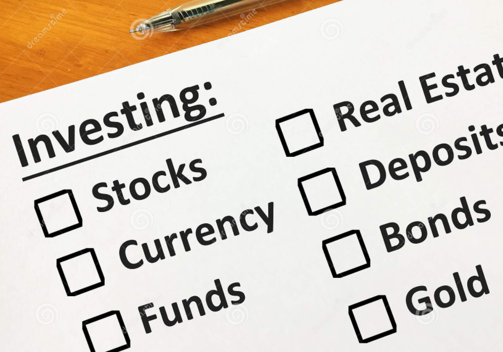 Investing fields