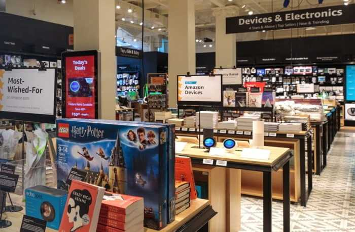 Amazon is Opening Store in New York for 4-Star Rated Products 1