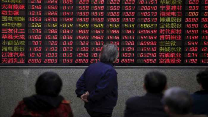 Asian shares a sea of red on trade, emerging market anxieties 1