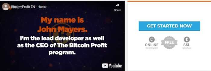 Bitcoin Profit - why to choose them 1