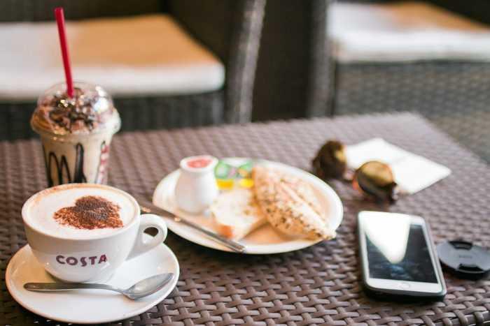 Costa Coffee sold to Coca Cola!