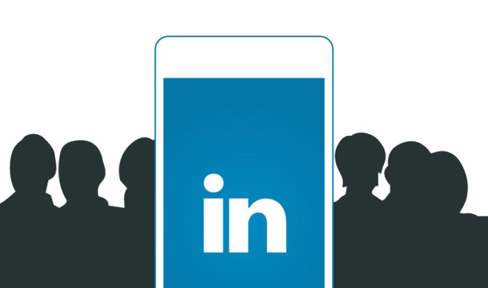 LinkedIn breaks the rules